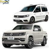 VW AMAROK & CADDY VEHICLE SPECIFIC KIT (VISION X XIL-PX36M12 XMITTER LED EXTRALJUSRAMP)