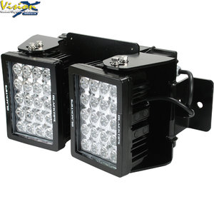 VISION X BLACKTIPS 20 LED 140W 25° DUAL KIT