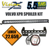 "VISION X XPR-21M LIGHT BAR 40"" 210W 5° VOLVO KIT"