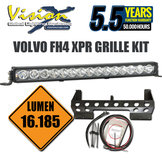 "VISION X XPR-15M LIGHT BAR 30"" 150W VOLVO KIT"