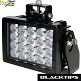 VISION X BLACKTIPS 20 LED 140W 25° 40° 60° 17 600 LUMEN