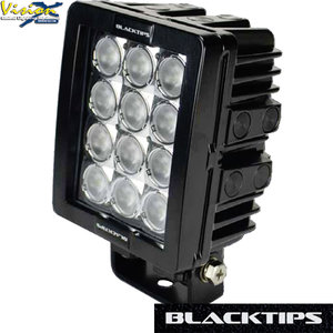 VISION X BLACKTIPS 12 LED 84W 25° 40° 60° 10 560  LUMEN