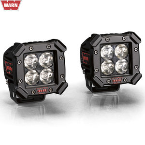 WARN WL SERIE LED LIGHT 24W x 2 10° PAR