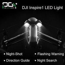 HEADLAMP FOR DJI INSPIRE 1 DRONE
