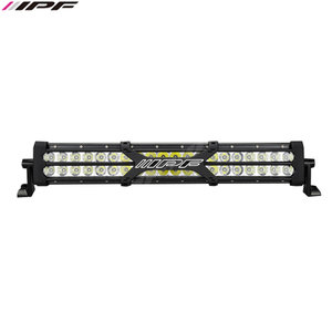 "IPF 20"" LED RAMP 600 SERIES DOUBLE ROW"