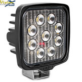 VL SERIES SQUARE 9-LED 45W W/DT