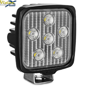 VL SERIES SQUARE 6-LED 30W W/DT