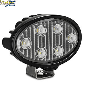 VL SERIES OVAL 6-LED 30W W/DT