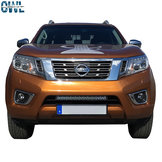 NISSAN NAVARA NP300 15+ MODELLANPASSAT KIT MED OWL LIGHT LED EXTRALJUSRAMP